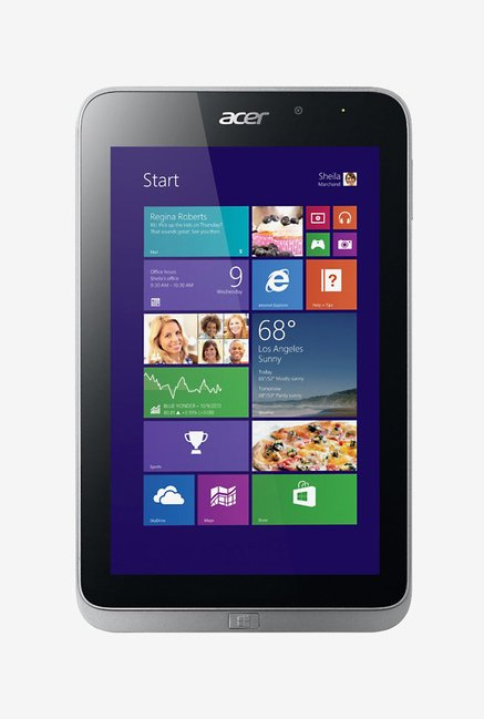 Acer Iconia W4-820 8 Inch 32 GB (Grey)