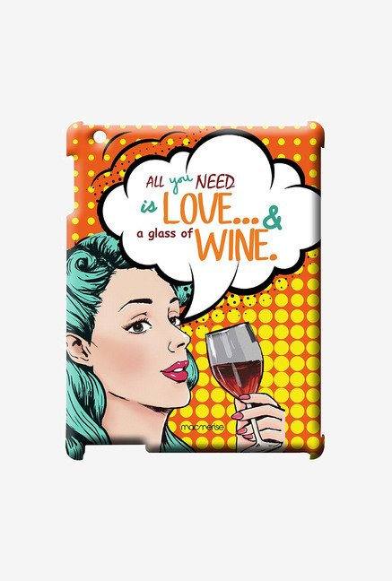 Macmerise Miss Wine Pro Case for iPad 2/3/4