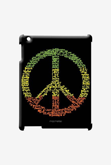 Macmerise Symbol of Peace Pro Case for iPad 2/3/4