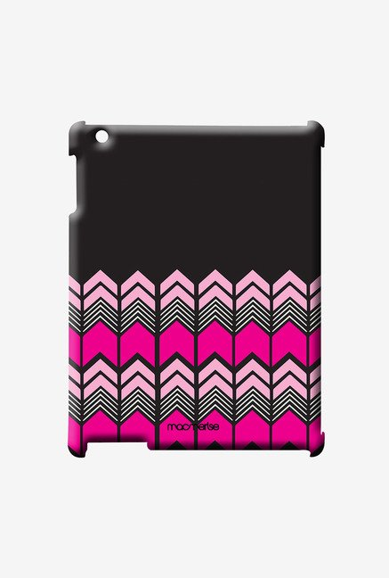 Macmerise Colourblock chevron Pro Case for iPad Air