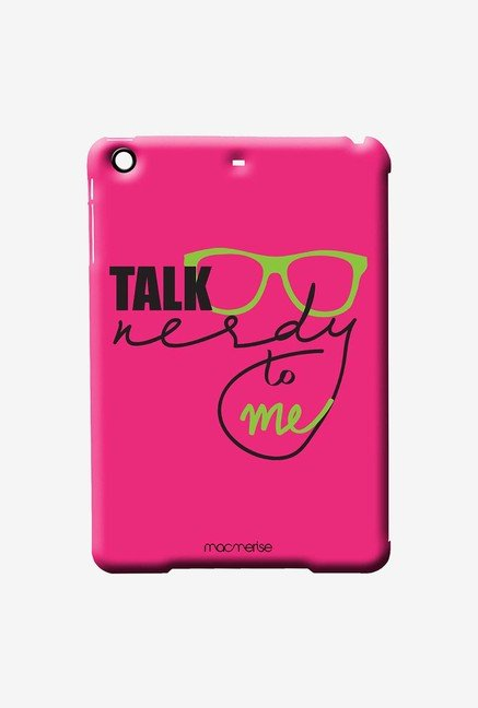 Macmerise Nerd Talk Pink Pro Case for iPad 2/3/4