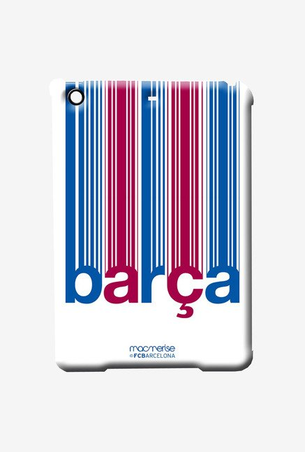 Macmerise Barca Decoded Pro Case for iPad Air