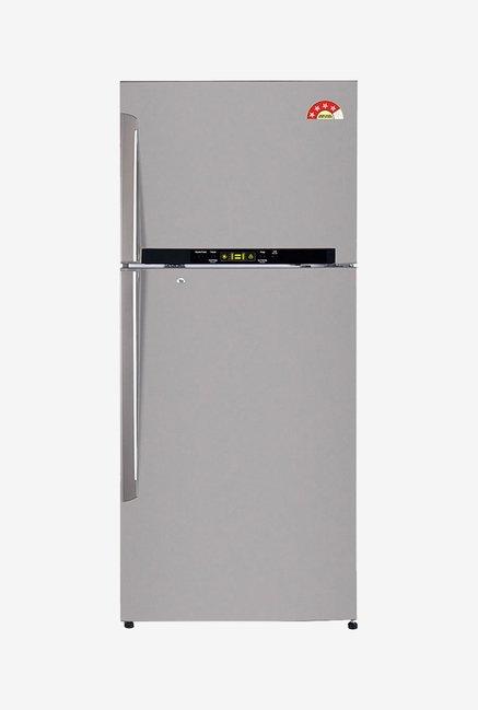 ... LG GL T542GNSL 495 L Double Door Refrigerator (Noble Steel) ...