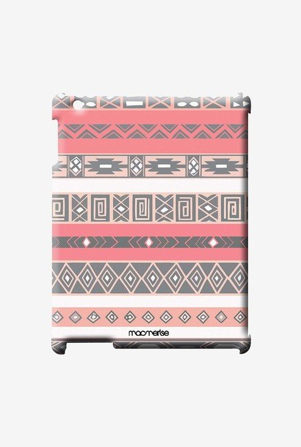 Macmerise Peach Aztec Pro Case for iPad Air