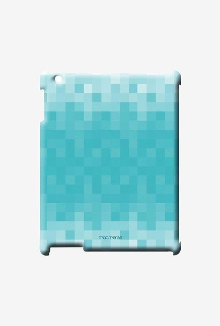 Macmerise Pixelated Blue Pro Case for iPad Air