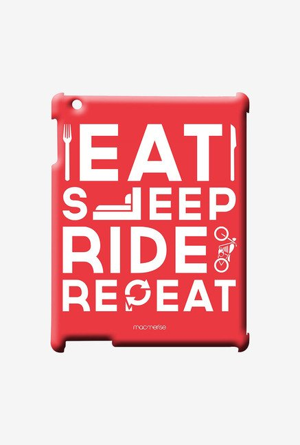 Macmerise Eat Sleep Ride Repeat Pro Case for iPad Air