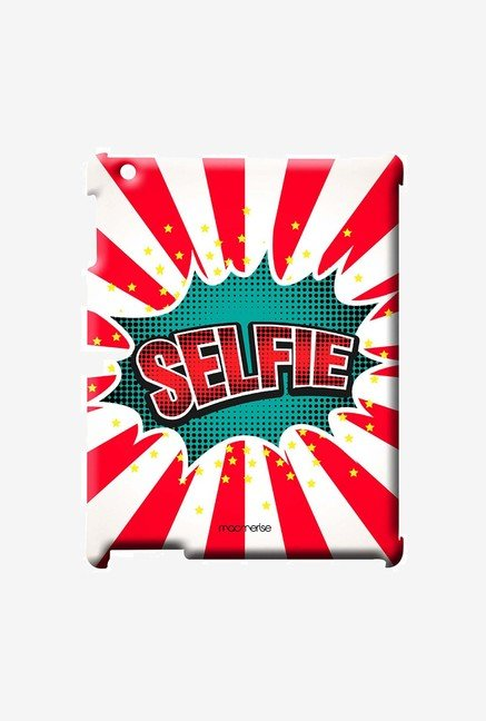 Macmerise Pop Art Selfie Pro Case for iPad Air