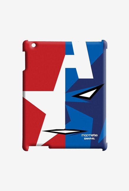 Macmerise Face Focus Captain America Pro Case for iPad 2/3/4