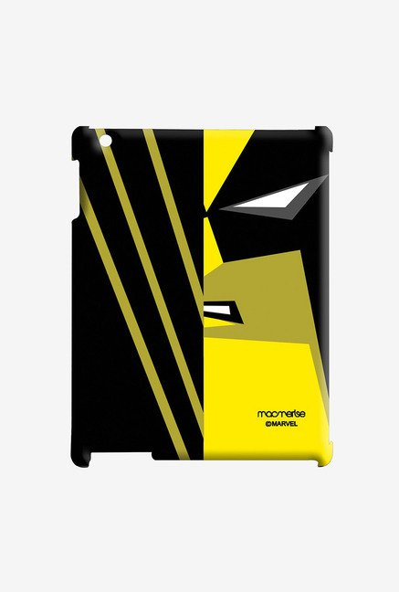 Macmerise Face Focus Wolverine Pro Case for iPad 2/3/4