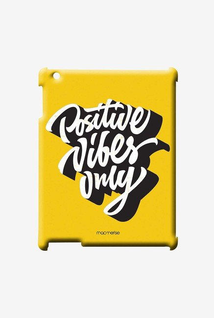 Macmerise Positive Vibes only Pro Case for iPad Air