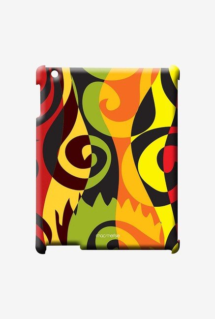 Macmerise Rasta Patterns Pro Case for iPad Air