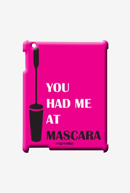 Macmerise You had me at Mascara Pro Case for iPad Air
