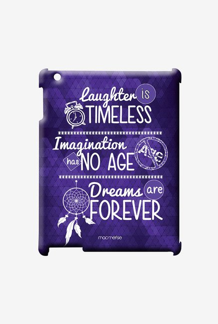 Macmerise Laughter Imagination Dreams Pro Case for iPad Air