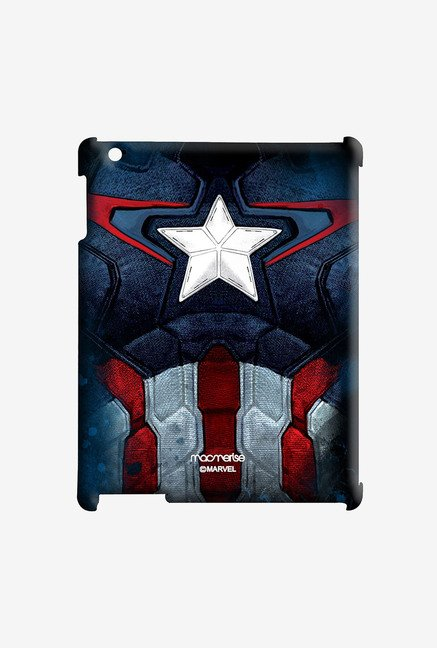 Macmerise Cap Am Suit Pro Case for iPad 2/3/4