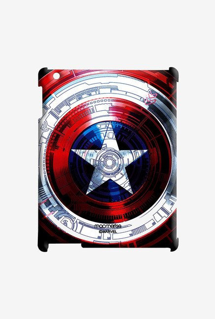 Macmerise Captains Shield Decoded Pro Case for iPad 2/3/4
