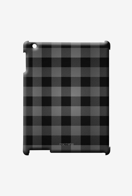 Macmerise Checkmate Black Pro Case for iPad 2/3/4