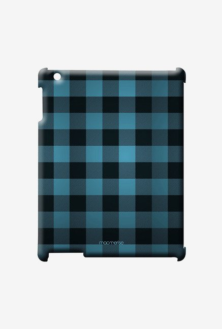 Macmerise Checkmate Blue Pro Case for iPad Air