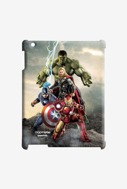 Macmerise Time to Avenge Pro Case for iPad 2/3/4