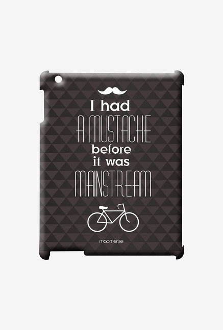 Macmerise Mainstream Moustache Pro Case for iPad 2/3/4