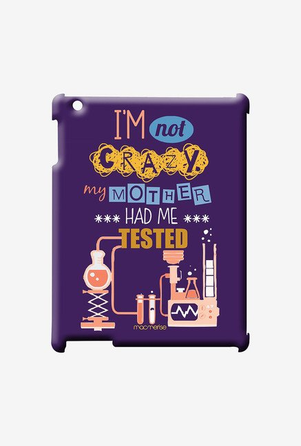 Macmerise I am not crazy Pro Case for iPad Air