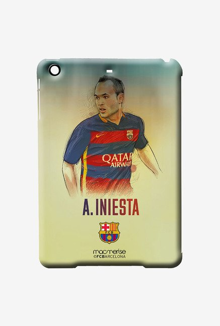 Macmerise Illustrated Iniesta Pro Case for iPad 2/3/4