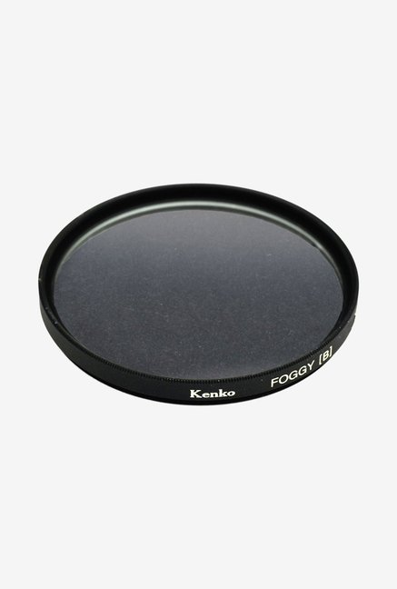 Kenko 67mm Foggy Type-B Camera Lens Filter (Black)