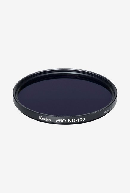 Kenko 67mm Pro ND100 Multicoated Camera Lens Filter (Black)