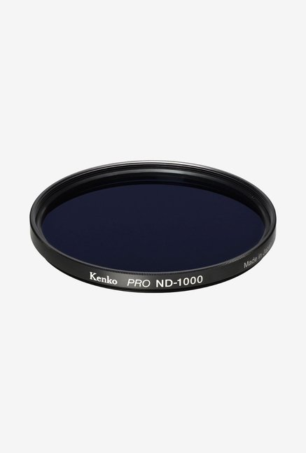 Kenko 67mm Pro ND1000 Multicoated Camera Lens Filter (Black)