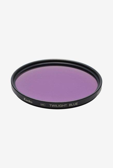Kenko 67mm Twilight Blue Camera Lens Filter (Black)