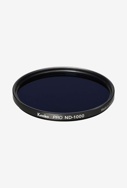 Kenko 72mm Pro ND1000 Multicoated Camera Lens Filter (Black)