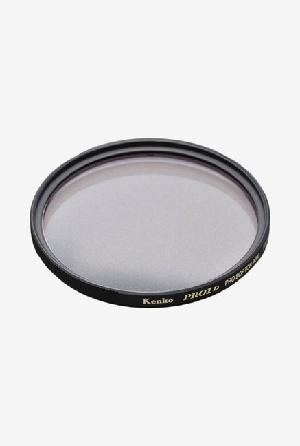 Kenko 72mm Pro1D Pro Softon Type A Lens Filter (Black)