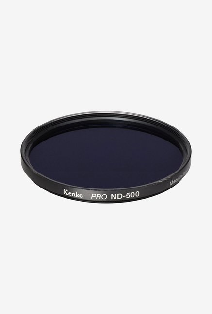 Kenko 77mm Pro ND500 Multicoated Camera Lens Filter (Black)