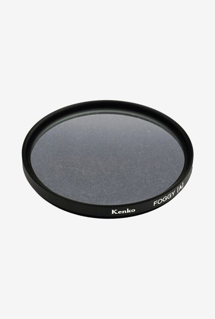 Kenko 49mm Foggy Type-A Camera Lens Filter (Black)