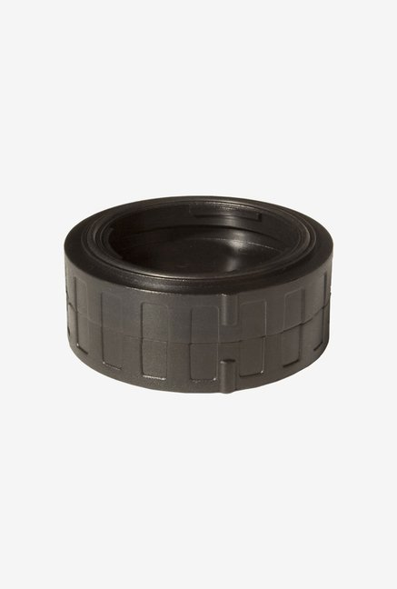Op/Tech Usa 1101221 Lens Mount Cap - Nikon Double (Black)