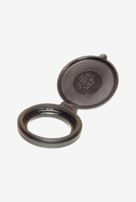 Op/Tech Usa 1101551 55mm Fast Cap with Metal Ring (Black)