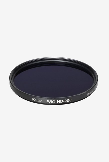 Kenko 49mm Pro ND200 Multicoated Camera Lens Filter (Black)