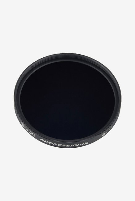 Kenko 52mm ND400 Multicoated Camera Lens Filter (Black)