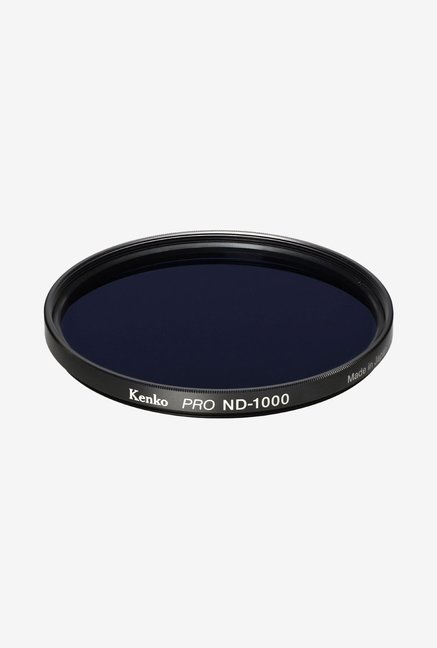 Kenko 52mm Pro ND1000 Multicoated Camera Lens Filter (Black)