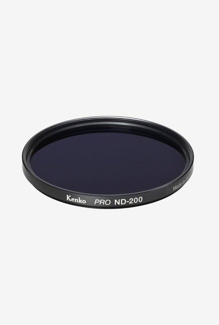 Kenko 52mm Pro ND200 Multicoated Camera Lens Filter (Black)