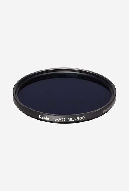 Kenko 52mm Pro ND500 Multicoated Camera Lens Filter (Black)