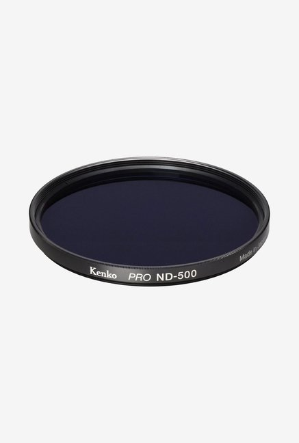 Kenko 55mm Pro ND500 Multicoated Camera Lens Filter (Black)