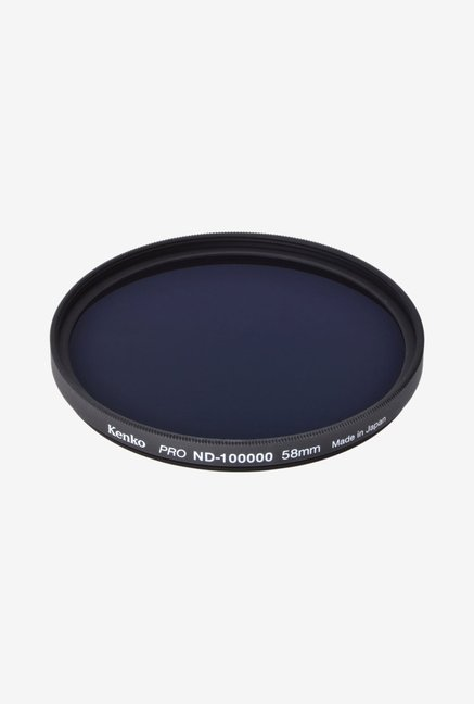 Kenko 58mm Pro Nd100000 D5 Camera Lens Filter (Black)