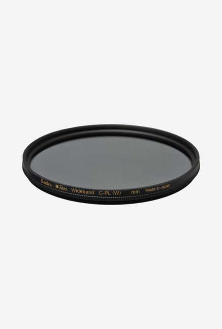 Kenko 58mm Zeta C-Pl Wideband Zr Coated Camera Lens Filter