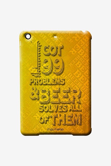 Macmerise The Beer Solution Pro Case for iPad 2/3/4