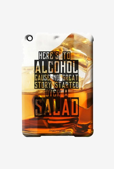 Macmerise Alcohol Fact Pro Case for iPad Air