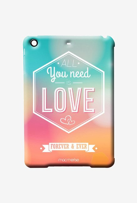Macmerise All You Need is Love Pro Case for iPad Air