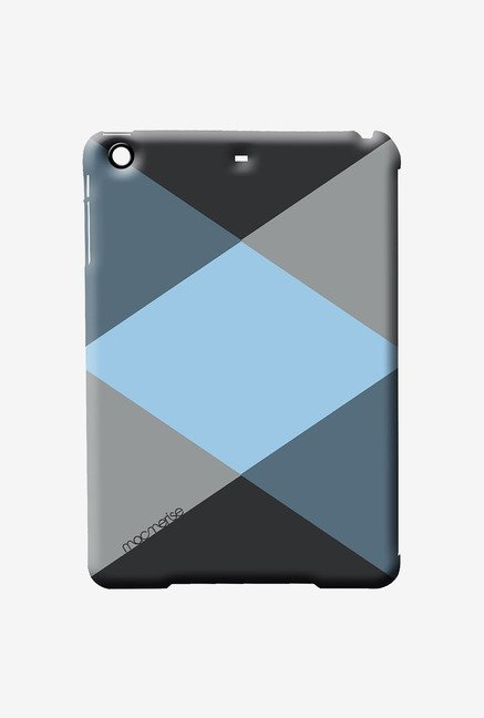 Macmerise Criss Cross Blugrey Pro Case for iPad Air
