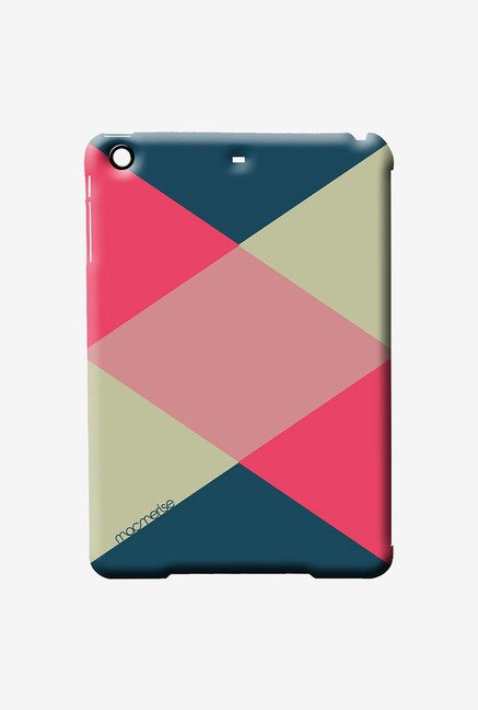 Macmerise Criss Cross Tealpink Pro Case for iPad Air