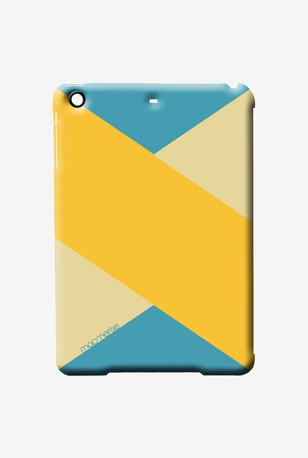 Macmerise Mustard Stripes Pro Case for iPad Air