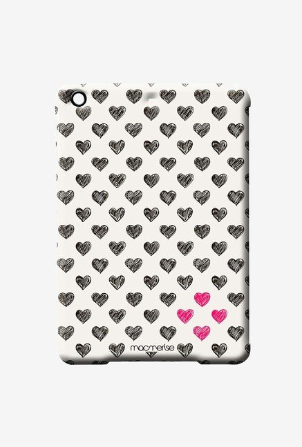 Macmerise Sketchy Hearts Pro Case for iPad Air